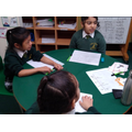 Small group learning helps the catch-up