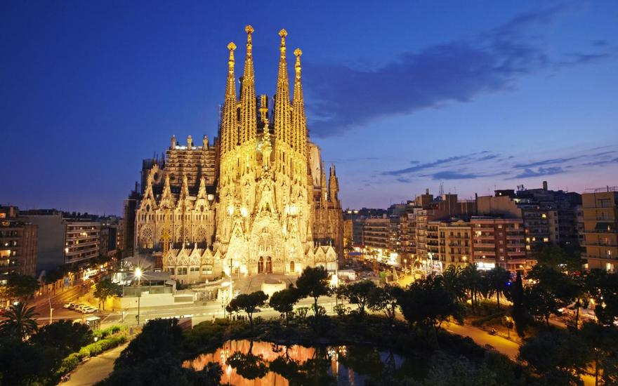 Why would you visit Barcelona?