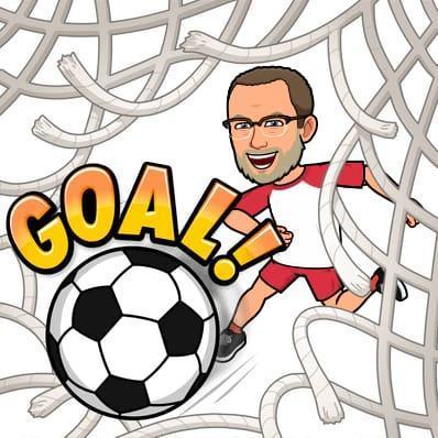 Mr Searle supports Southampton FC!