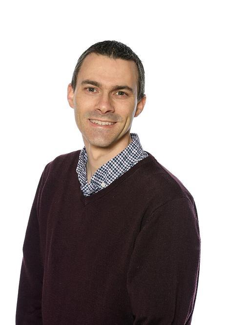 Gareth Jones - Co-Opt Governor