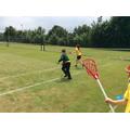 Lacrosse activities