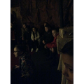 Storytelling with Mr Tumnus.