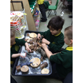 exploring stories through small world play