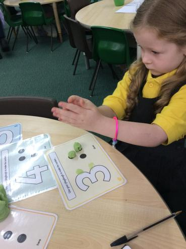 Counting out amounts