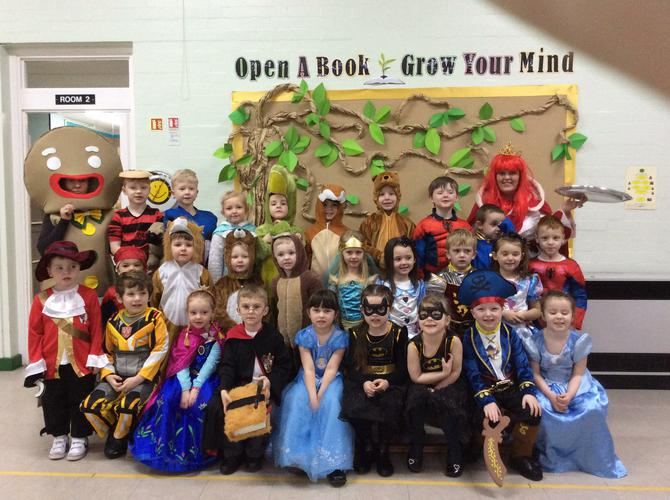 We loved World Book Day