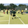 Tennis activities