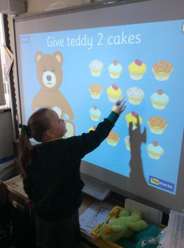 Using ICT to help us count