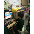 Using computers to help our learning