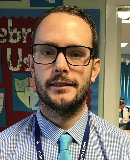 Mr S Beck , Oak Class Teacher