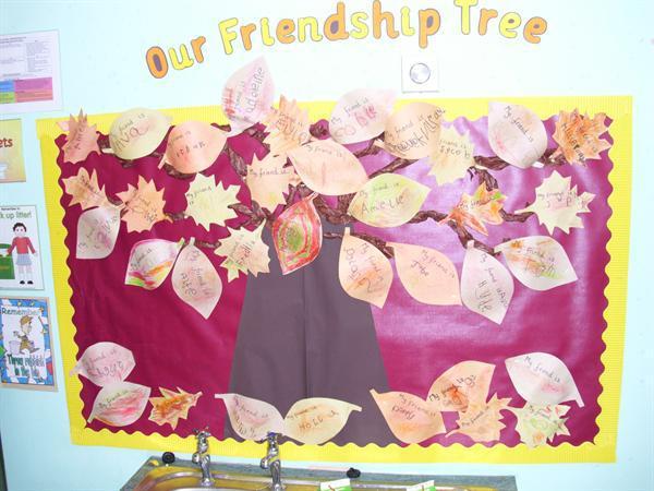 Autumn term display