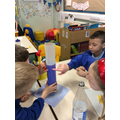 Sharing ideas and problem solving