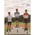 Gold in boys 600m