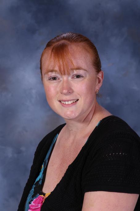 Mrs Bates, TA, Key Stage 1