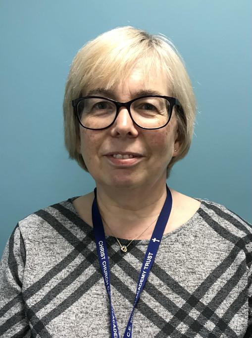 Mrs J Whitham, School Administrator
