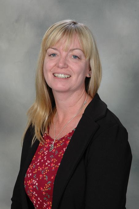 Mrs Saxon, TA, Elm Class