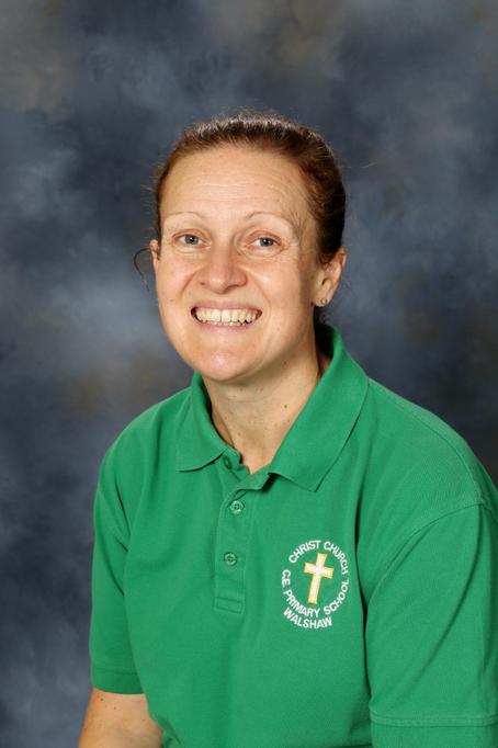 Mrs Nuttall, SSA, Maple Class am, TA KS1 pm