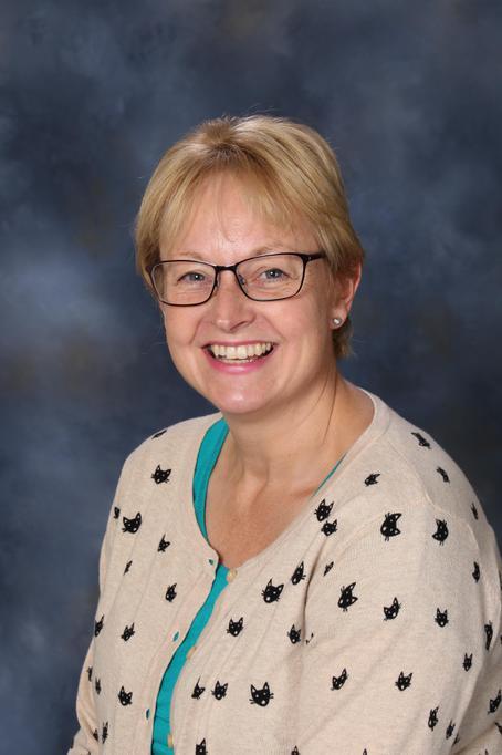 Mrs Renshaw, TA, Maple Class