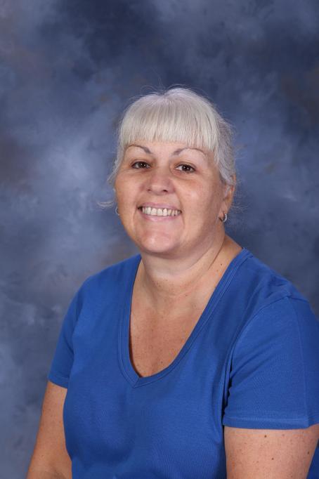 Mrs Evans, TA, Key Stage 1