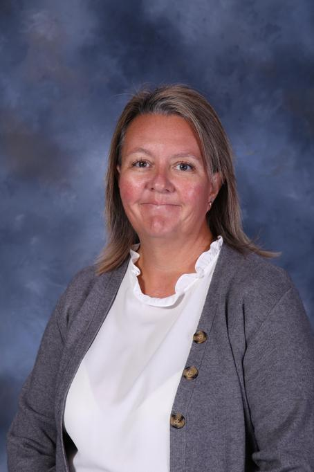 Mrs. Trundle, TA, Larch Class
