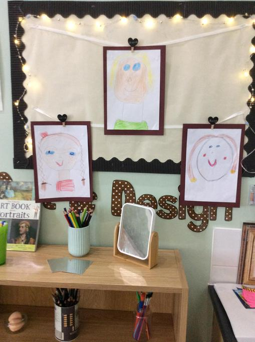 Our class gallery