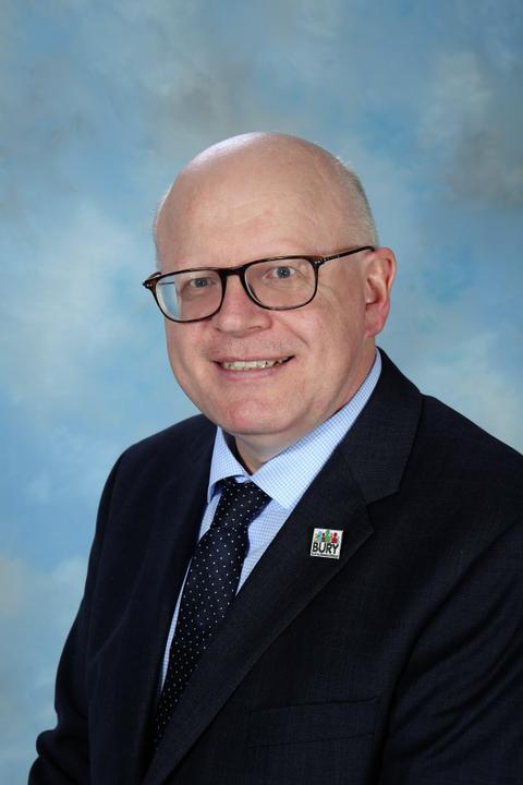 Mr Ian Young, CEO Christ Church MAT