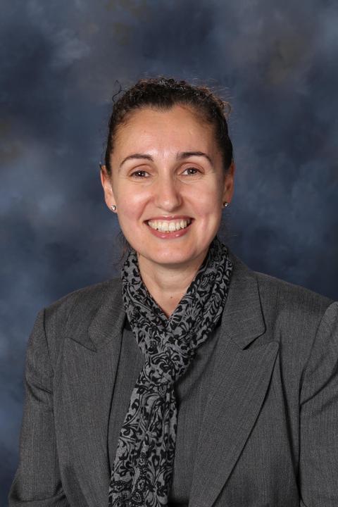 Mrs Maria Taylor, CFO Christ Church MAT