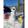 Jack's Snowman 2