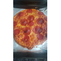 Itohan's home-made pizza!