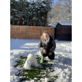 Snowmongus snowman