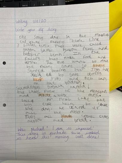 Amazing writing from Michael.