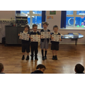 Our first super stars.