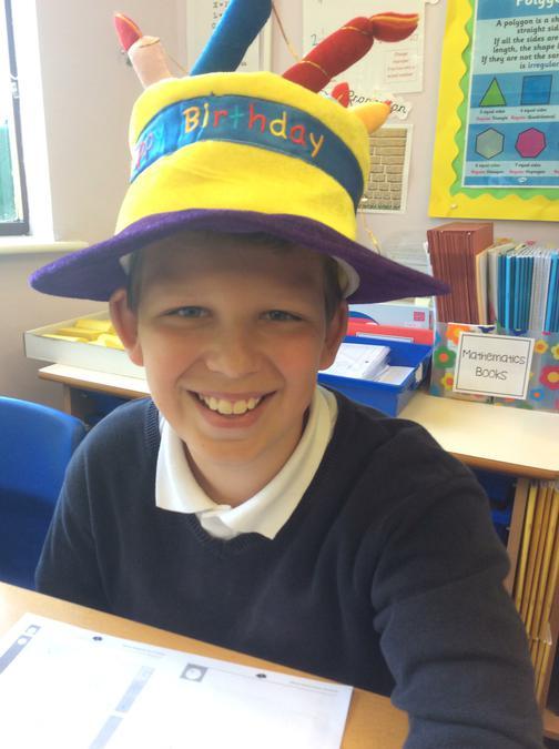 Happy Birthday Ethan 🎂