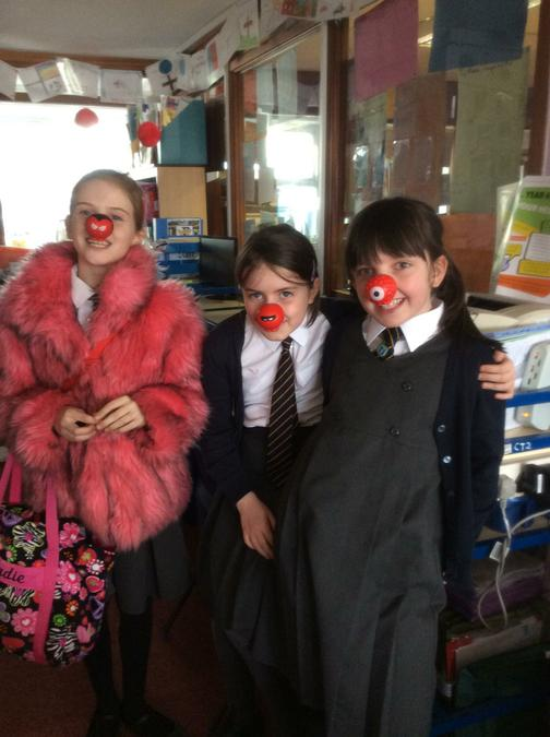 Happy Red Nose Day!