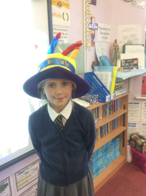 Happy Birthday Sophie 🎂