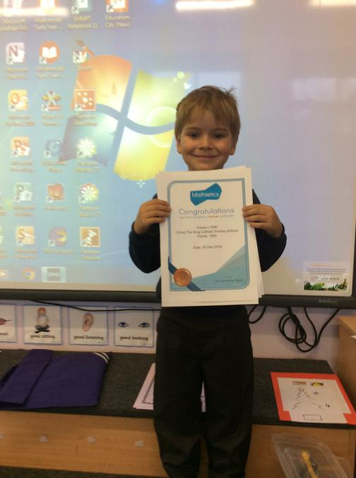 I have  achieved 4 certificates!!
