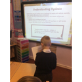 We learnt about what dyslexia.
