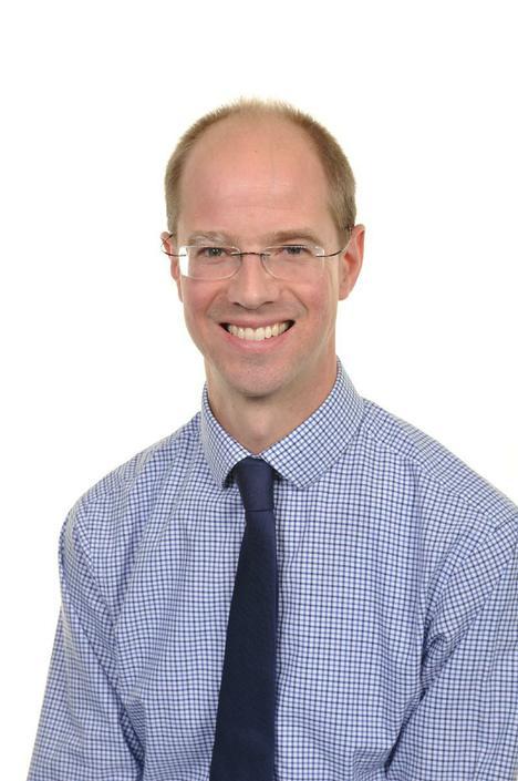 Mr Wright KS2 Leader and Year 4 Class Teacher