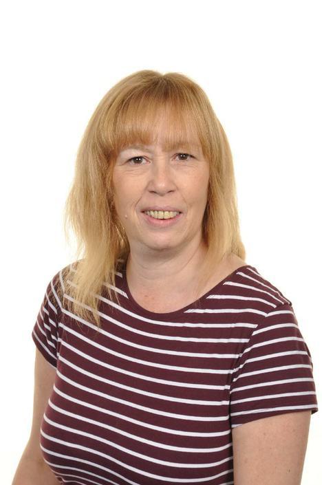 Mrs Clemson LSA Forest School Coordinator