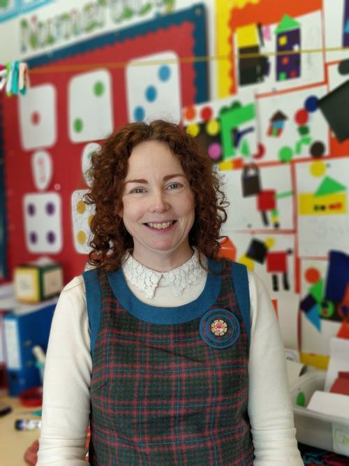 Foundation Coordinator: Mrs. P. Murray