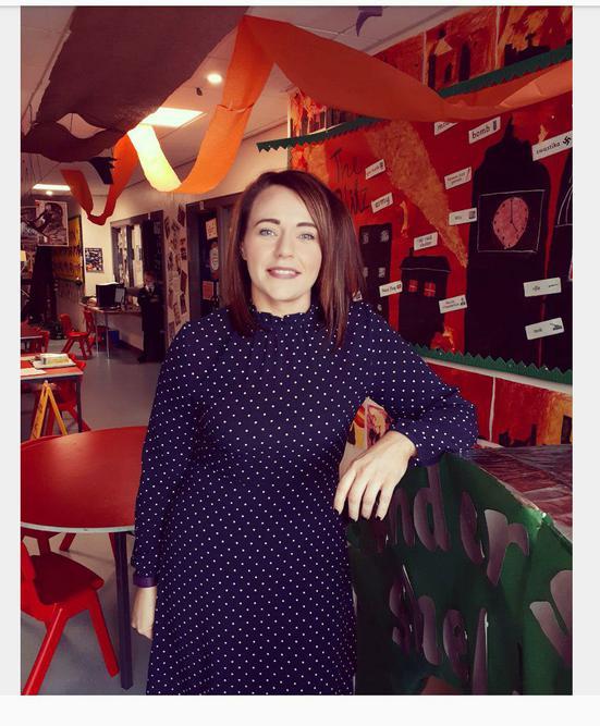 Key Stage 1 Coordinator: Miss. N. McKeown