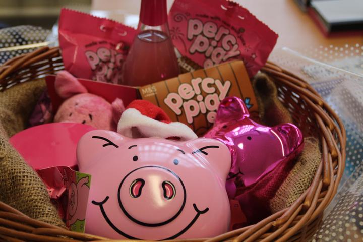 Percy Pig Hamper c/o M&S Sone