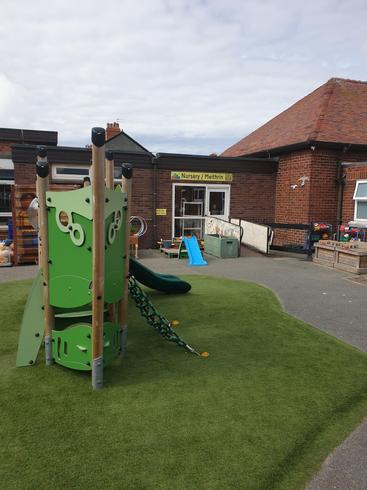 Nursery Garden/Play Area