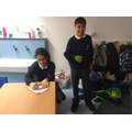 Role play about co-operation