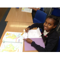 Geography and learning about North &South America