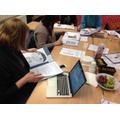 10.11.16 monitoring standards in books /portfolios