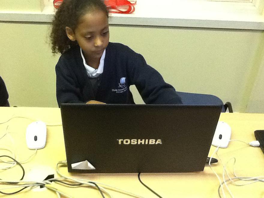 We enjoy computing and learning new skills