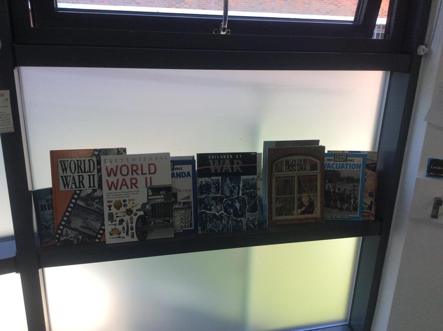 In class WW2 library