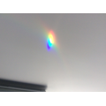 White light is made up of the rainbow colours