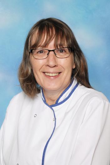 Ann MacMillan-Wood (Kitchen Assistant)