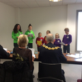 Pitching to the Mayor of Pendle!